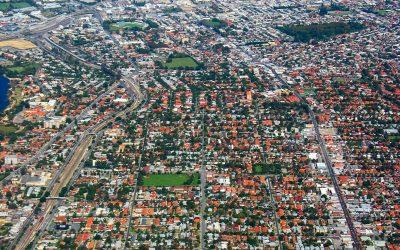 Perth real estate market heats up